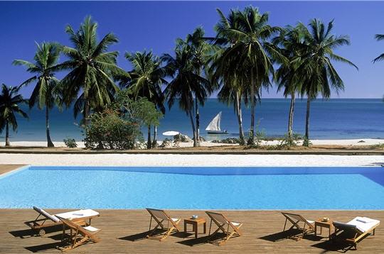 réservation chambre hotel Madagascar